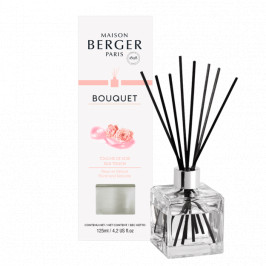 Maison Berger Paris aróma difuzér Cube, Hodvábny dotyk, 125 ml
