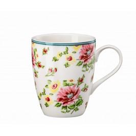 Rosenthal Springtime Flowers hrnček na čaj biely, 0,3 l