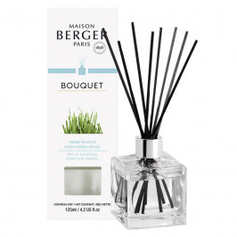 Maison Berger Paris aróma difuzér Cube, Vôňa trávy, 125 ml