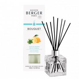 Maison Berger Paris aróma difuzér Cube, Verbena 125 ml