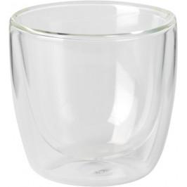 Villeroy & Boch Manufacture Rock dvojstenný pohár, 0,11 l