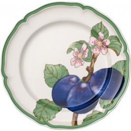 Villeroy & Boch French Garden Modern Fruits jedálny tanier, slivka, Ø 26 cm