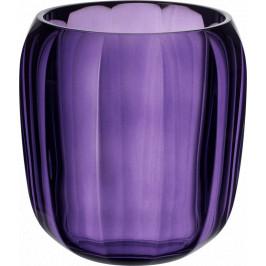 Villeroy & Boch Coloured Delight Gentle lilac svietnik / váza, 15,5 cm