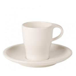 Villeroy & Boch Coffee Passion Espresso šálka s podšálkou, 2 ks, 0,09 l