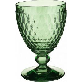 Villeroy & Boch Boston Coloured Green pohár na červené víno, 0,31 l