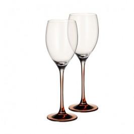 Villeroy & Boch Manufacture Glass súprava pohárov na biele víno 0,37 l, 2 ks
