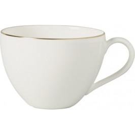 Villeroy & Boch Anmut Gold šálka na kávu, 0,20 l
