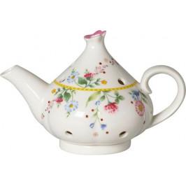 Villeroy & Boch Spring Awakening svietnik v podobe kanvičky na čaj