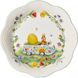 Villeroy & Boch Spring Fantasy misa na ovocie zajačiky a minibus, Ø 30 cm