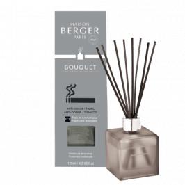 Maison Berger Paris aróma difuzér Cube, Proti tabakovému zápachu - Osviežujúca aromatická vôňa, 125 ml