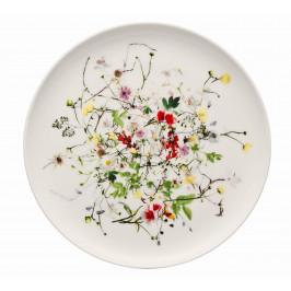 Rosenthal Brillance Fleurs Sauvages tanier na pečivo, 18 cm