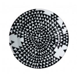 Tanier Rosenthal Magic Garden Black Seeds, Ø 17 cm