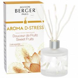 Maison Berger Paris aróma difuzér Aroma D-Stress – Sladké ovocie, 180 ml