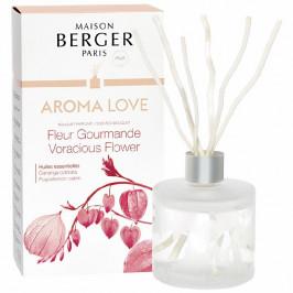 Maison Berger Paris aróma difuzér Aroma Love – Gurmánske kvety, 180 ml
