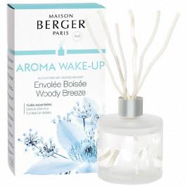 Maison Berger Paris aróma difuzér Aroma Wake-up – Lesný vánok, 180 ml