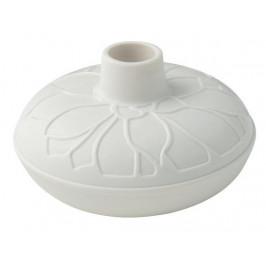 Villeroy & Boch it's my home porcelánový svietnik sukulent, biely