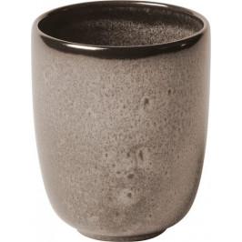 Villeroy & Boch Lave beige kameninový hrnček bez uška, 0,4 l