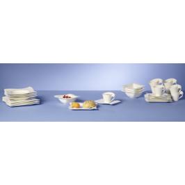 Villeroy & Boch porcelánová jedálenská súprava NewWave Basic, 28 ks