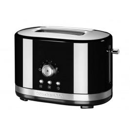 Toustovač KitchenAid 5KMT2116 s manuálnym ovládaním, čierna