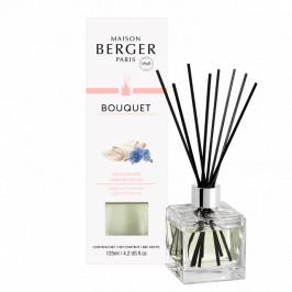 Maison Berger Paris aróma difuzér Cube, Ľanový kvet, 125 ml
