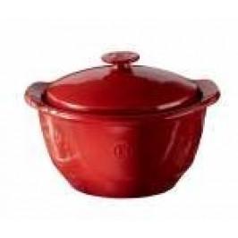 Emile Henry One Pot, 2 l, granátová