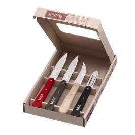 Sada nožov Opinel Les Essentiels Loft, 4 ks
