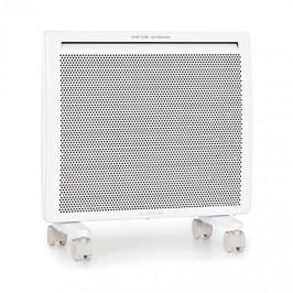 Klarstein Hot Spot Slimcurve Double Wave, 2 v 1 ohrievač, 1000 W, týždenný časovač, biely