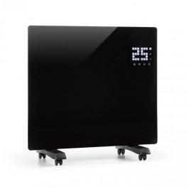 Klarstein Bornholm Single, konvektor, termostat, časovač, 1000 W, čierny