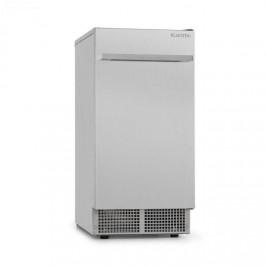 Klarstein Icetender, zariadenie na výrobu ľadu, nugety, 30 kg/24 hod., ušľachtilá oceľ, strieborné