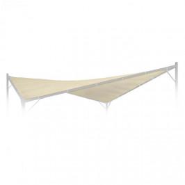 Blumfeldt Sombra, pergola, náhradná strecha, 180 g/cm², polyester, príslušenstvo, béžová