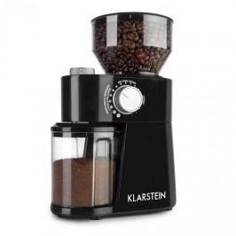 Klarstein Florenz, mlynček na kávu, 200 W, oceľové mlecie kamene, čierny