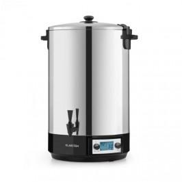Klarstein KonfiStar 50, digital, zavárací automat, zásobník na nápoje, 50L, 100°C, 180 min