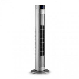 Klarstein Skyscraper 2G, stĺpový ventilátor s dotykovým ovládaním, 40 W, diaľkový ovládač, strieborný