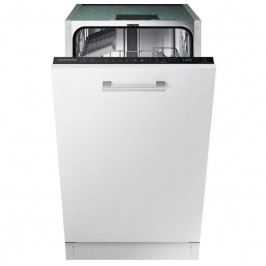 Umývačka riadu Samsung DW Dw50r4060bb/EO biela... + dárek