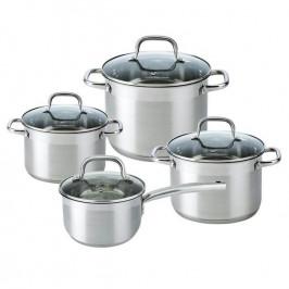 Sada hrncov Toro 270469... Nerezové nádobí pro všechny typy ohřevu.