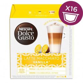 NescafÉ Dolce Gusto® Latté Macchiato Vanilla kávové kapsle 16 ks...