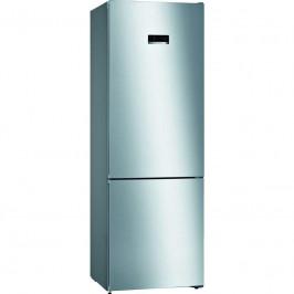 Kombinácia chladničky s mrazničkou Bosch Serie | 4 Kgn49xiea nerez...