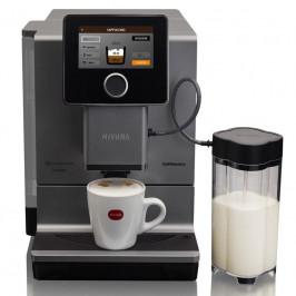 Espresso Nivona CafeRomatica 970... Tlak 15 bar, velký dotykový 5'' displej, Aroma Balance Systém, tichý mlýnek, integrované bluetooth pro pohodlné ov