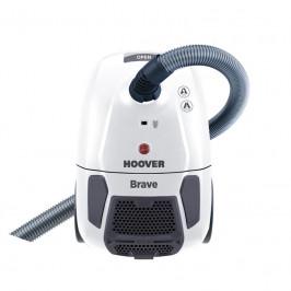Podlahový vysávač Hoover Brave BV11 011 700W... AADC, EPA sáček, mikrofiltr, otočné kolečko o 360°, držadlo pro přenášení.