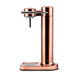 Výrobník sódovej vody Aarke Carbonator II - Copper  meden... Výrobník šumivé vody z nerezové oceli.
