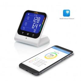 Tlakomer na pažu ETA Smart 4297 90000 biely... Domáci tlakomer na ruku s prehľadným LCD displejom a možnosťou prepojenia so smart aplikáciou