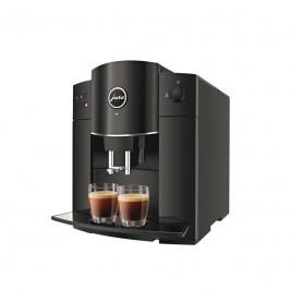 Espresso Jura D4 čierne... Barevný TFT displej, inteligentní vodní systém, možnosti nastavení a programování, kompatibilní s J.O.E.®