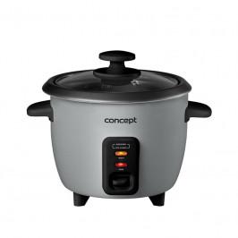 Ryžovar Concept RE1010 nerez... Rychlé vaření rýže, snadné čištění, jednoduché ovládání.