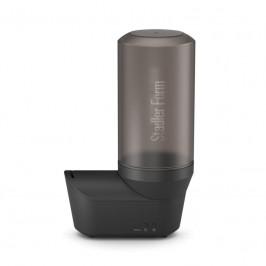 Zvlhčovač vzduchu Stadler Form Emma černá čierny... Použitelný kdekoliv díky USB kabelu. Neruší v noci - stmívatelné LED osvětlení.