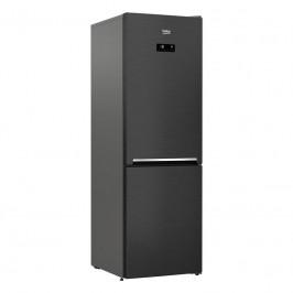 Kombinácia chladničky s mrazničkou Beko Rcna366e40lzxr nerez...