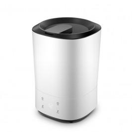 Zvlhčovač vzduchu Guzzanti GZ 989 biely... Digitální zvlhčovač vzduchu s efektivní ultrazvukovou metodou, časovač, velký zásobník na vodu o objemu 5,5