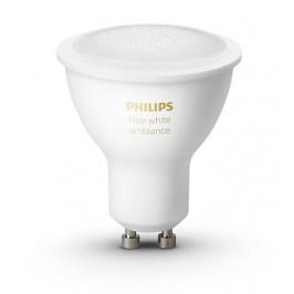 Inteligentná žiarovka Philips Hue Bluetooth 5W, GU10, White...