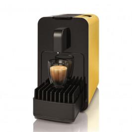 Espresso Cremesso Viva B6 Indian yellow... Tlak 19 barů, funkce předspaření s pauzou na rozvoj aromatu, 5 programovatelných tlačítek na přípravu kávy