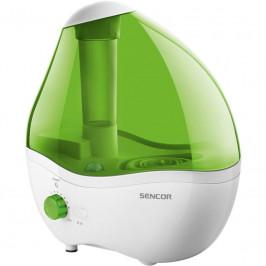 Zvlhčovač vzduchu Sencor SHF 921GR zelen... Automatické vypnutí při vyčerpání zásobníku na vodu, plynulá regulace zvlhčovacího výkonu, vhodný pro míst