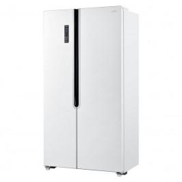 Americká chladnička ETA Side-by-Side 139790000 biela... Beznámrazová americká chladnička s celkovým úžitkovým objemom 436 litrov v energetickej triede